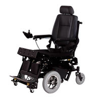 Wofftown118 Automatic Electro-magnetic Brake Standing Power Wheelchair